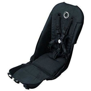 Bugaboo Donkey² Tailored Fabric Set - Black - Stroller Seat Liner