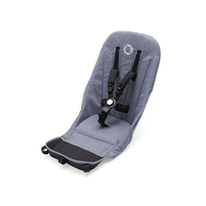 Bugaboo Donkey² Tailored Fabric Set - BLUE MELANGE - Stroller Seat Liner