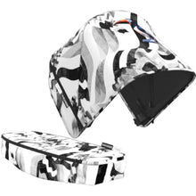 Load image into Gallery viewer, Bugaboo Donkey Top Set - We Are Handsome 2 - Stroller Sun Shade Canopy