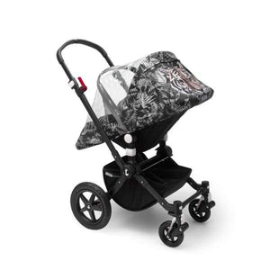 Bugaboo High Performance Rain Cover for Bugaboo Fox & Bugaboo Cameleon - We Are Handsome - Stroller Rain Cover