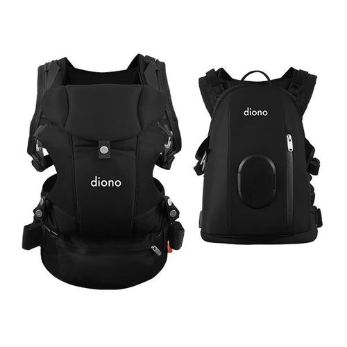Diono Carus Complete 4 in 1 with backpack Baby Carrier - Mega Babies