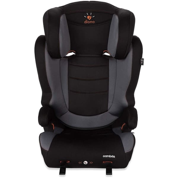 Diono Cambria Booster Car Seat - Graphite - Booster Car Seat