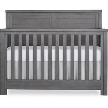 Load image into Gallery viewer, Evolur BELMAR (FLAT TOP) 5-in-1 Convertible Crib - Crib