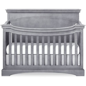 Evolur WINDSOR (FLAT TOP)/CATALINA 5-in-1 Convertible Crib - Crib