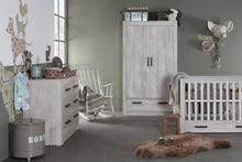Load image into Gallery viewer, Kidsmill Fjord Cot Crib