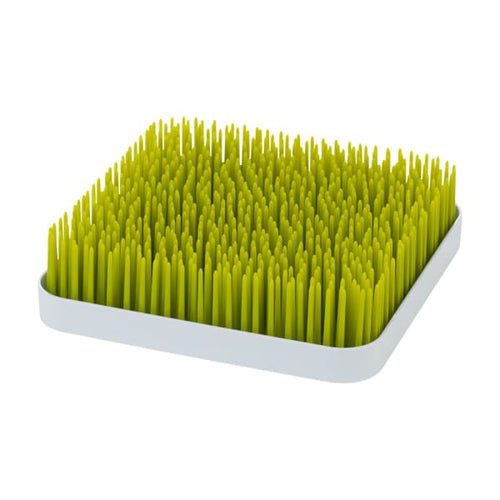 Grass Countertop Drying Rack - Spring Green/White - Baby Bottle Accessories