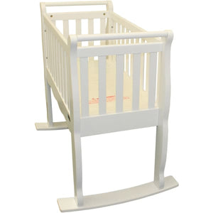 Green Frog Now & Forever Cradle - Portable Folding Crib