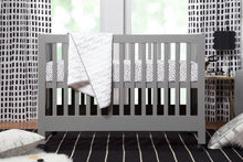 Load image into Gallery viewer, Babyletto Maki Full Size Portable Folding Crib With Toddler Bed Conversion Kit