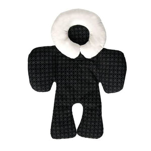 JJ Cole Body Support - Black - Baby Body Cushion