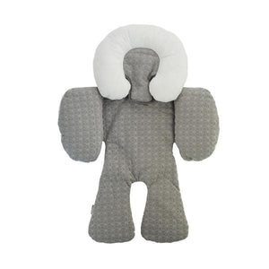 JJ Cole Body Support - Graphite - Baby Body Cushion