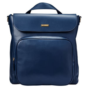JJ Cole Brookmont Backpack - Navy Pu - Stroller Bag