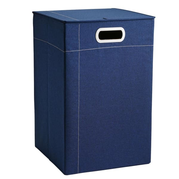 JJ Cole Hamper - Navy Heather - Storage & Organization