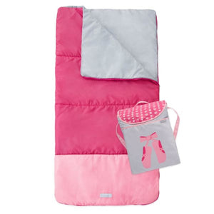 JJ Cole Little Sleeping Bag - Ballet - Toddler Gear