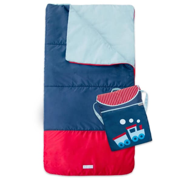 JJ Cole Little Sleeping Bag - Train - Toddler Gear