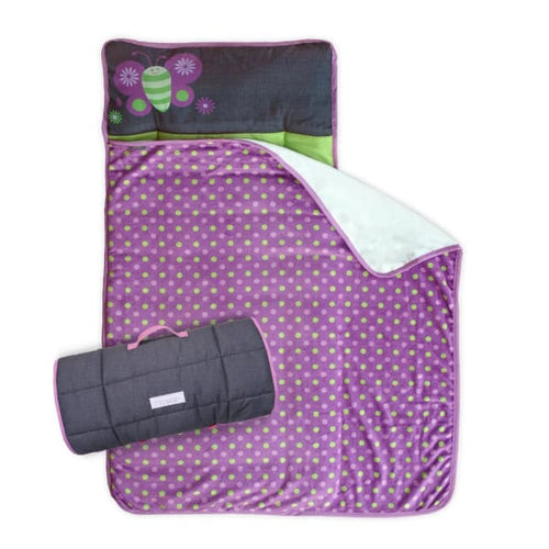 JJ Cole Nap Mat - Butterfly - Toddler Gear