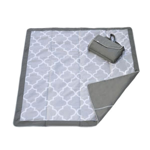 JJ Cole Outdoor Mat - Stone Arbor / 5 X 5 - Play Mat