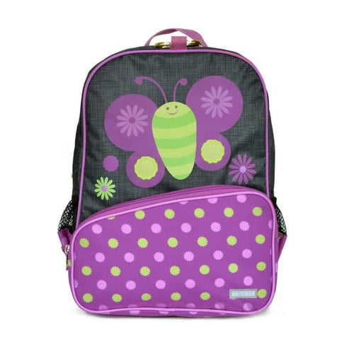 JJ Cole Toddler Backpack - Butterfly - Toddler Gear
