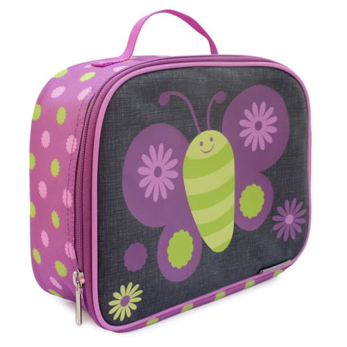 JJ Cole Toddler Lunch Bag - Butterfly - Toddler Gear