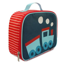 Load image into Gallery viewer, JJ Cole Toddler Lunch Bag - Train - Toddler Gear