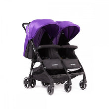 Load image into Gallery viewer, Baby Monsters Kuki-Twin Compact Stroller