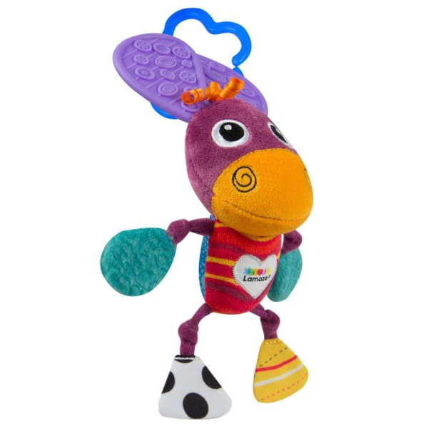 Lamaze Chewy Ears Friends Asst - Baby Toys & Activity