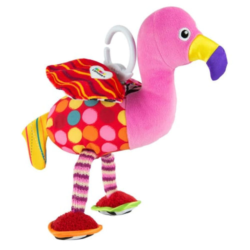 Lamaze Clip & Go Flapping Fiona - Baby Toys & Activity