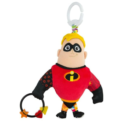 Lamaze Clip & Go Mr. Incredible - Baby Toys & Activity
