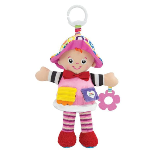 Lamaze Clip & Go My Friend Sarah - Baby Toys & Activity