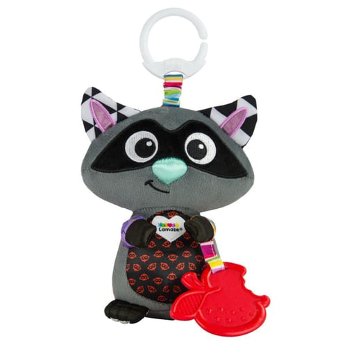 Lamaze Clip & Go Raccoon - Baby Toys & Activity