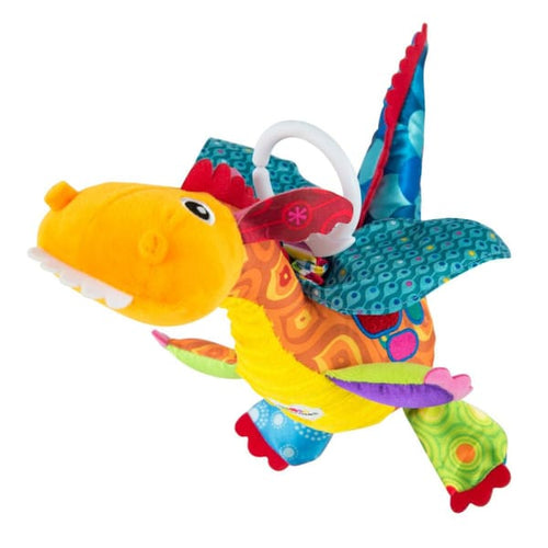 Lamaze Flying Flynn Clip & Go - Baby Toys & Activity