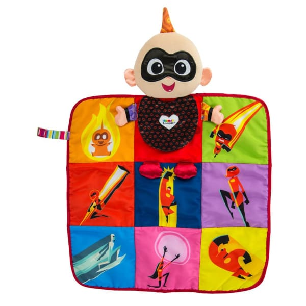 Lamaze Jack Jack Book Playmat - Baby Toys & Activity