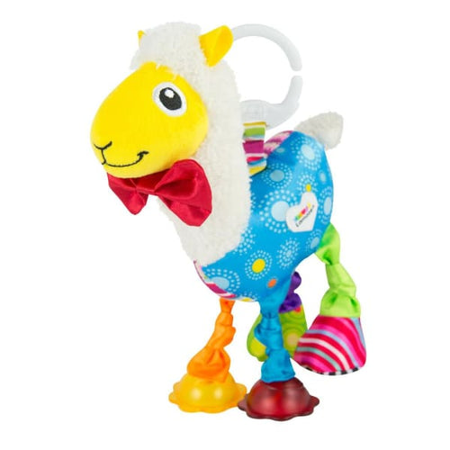 Lamaze Leandro The Llama Clip & Go - Baby Toys & Activity