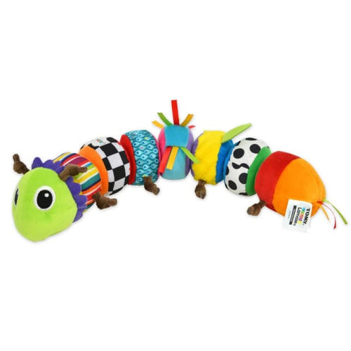 Lamaze Mix & Match Caterpillar - Baby Toys & Activity