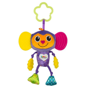 Lamaze Morgan Monkey Ears - Baby Toys & Activity