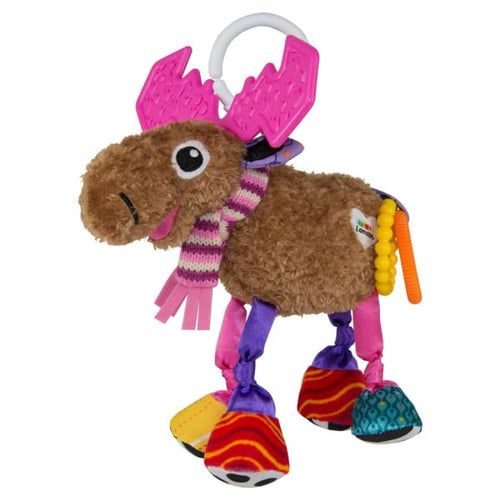 Lamaze Muffin The Moose - Baby Toys & Activity