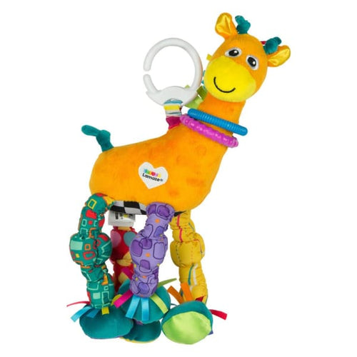 Lamaze Stretch The Giraffe Play & Grow - Baby Toys & Activity