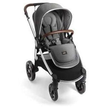 Load image into Gallery viewer, Ocarro Signature Edition Stroller - Grey Twill - Convertible Stroller