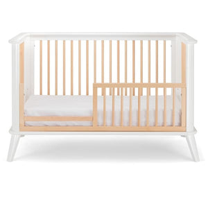 Pali Leone Toddler Rail - Conversion Option for Leone Crib - Natural - Crib Rails