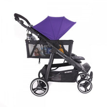 Load image into Gallery viewer, Baby Monsters Shopping Basket Shop&Go For Easy Twin Stroller