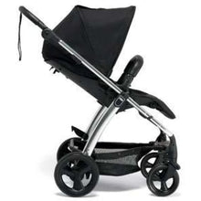 Load image into Gallery viewer, Sola² Chrome Stroller - Black Jacquard - Convertible Stroller