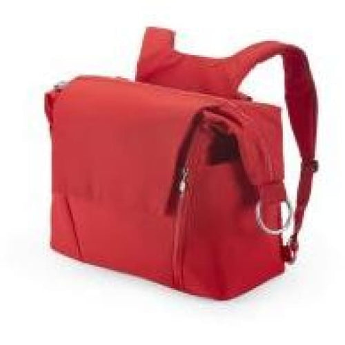 Stokke Changing Bag - Red - Strollers Accessories