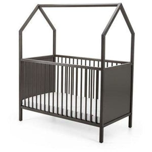 Stokke Home Bed - Hazy Grey - Baby Nursery