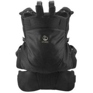 Stokke Mycarrier Back Carrier - Black Mesh - Luggage & Travel