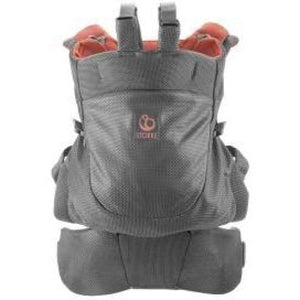 Stokke Mycarrier Back Carrier - Coral Mesh - Luggage & Travel