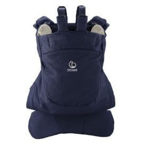 Stokke Mycarrier Back Carrier - Deep Blue - Luggage & Travel