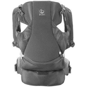Stokke Mycarrier Back Carrier - Grey Mesh - Luggage & Travel