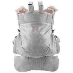 Stokke Mycarrier Back Carrier - Pink Mesh - Luggage & Travel
