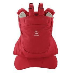 Stokke Mycarrier Back Carrier - Red - Luggage & Travel