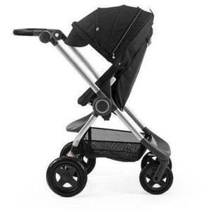 Stokke Scoot Complete - Black - Lightweight & Travel Stroller
