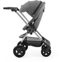 Load image into Gallery viewer, Stokke Scoot Complete - Black Melange - Lightweight & Travel Stroller